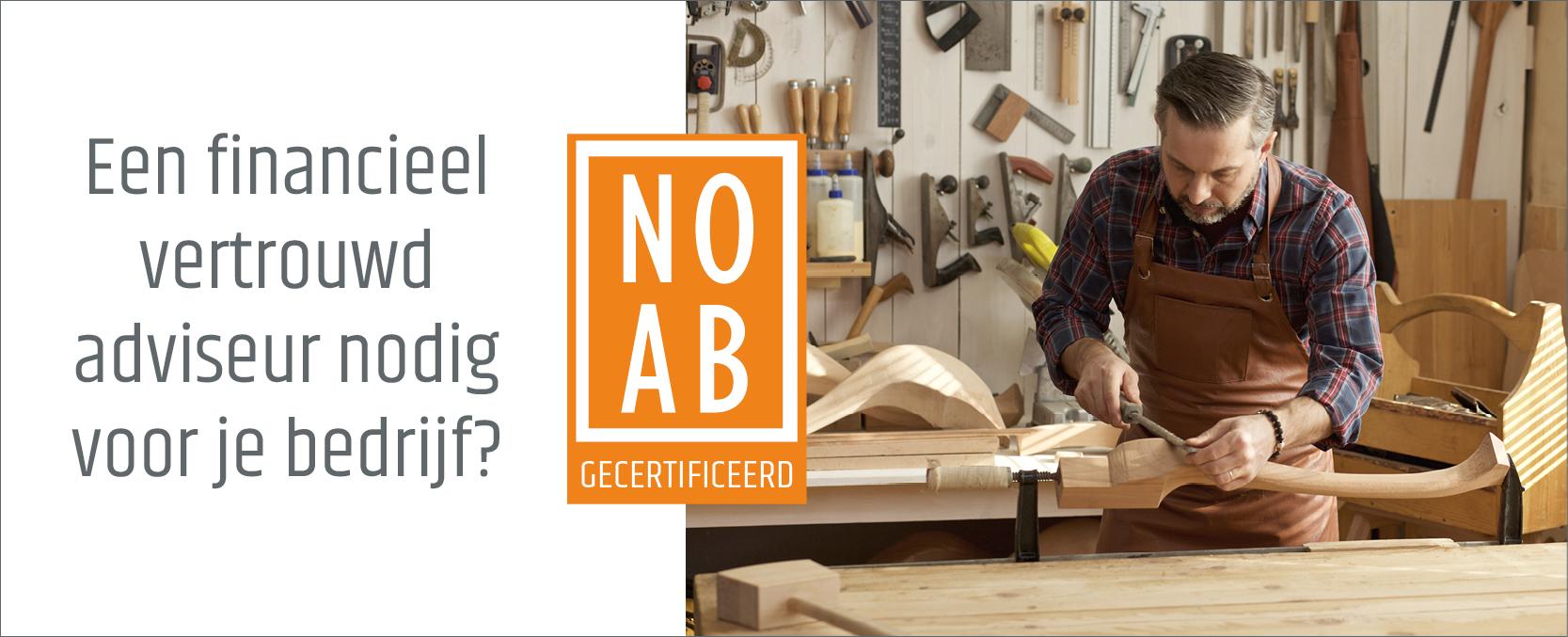 NOAB keurmerk advertentie timmerman